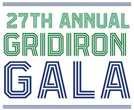 Gridiron Gala Logo